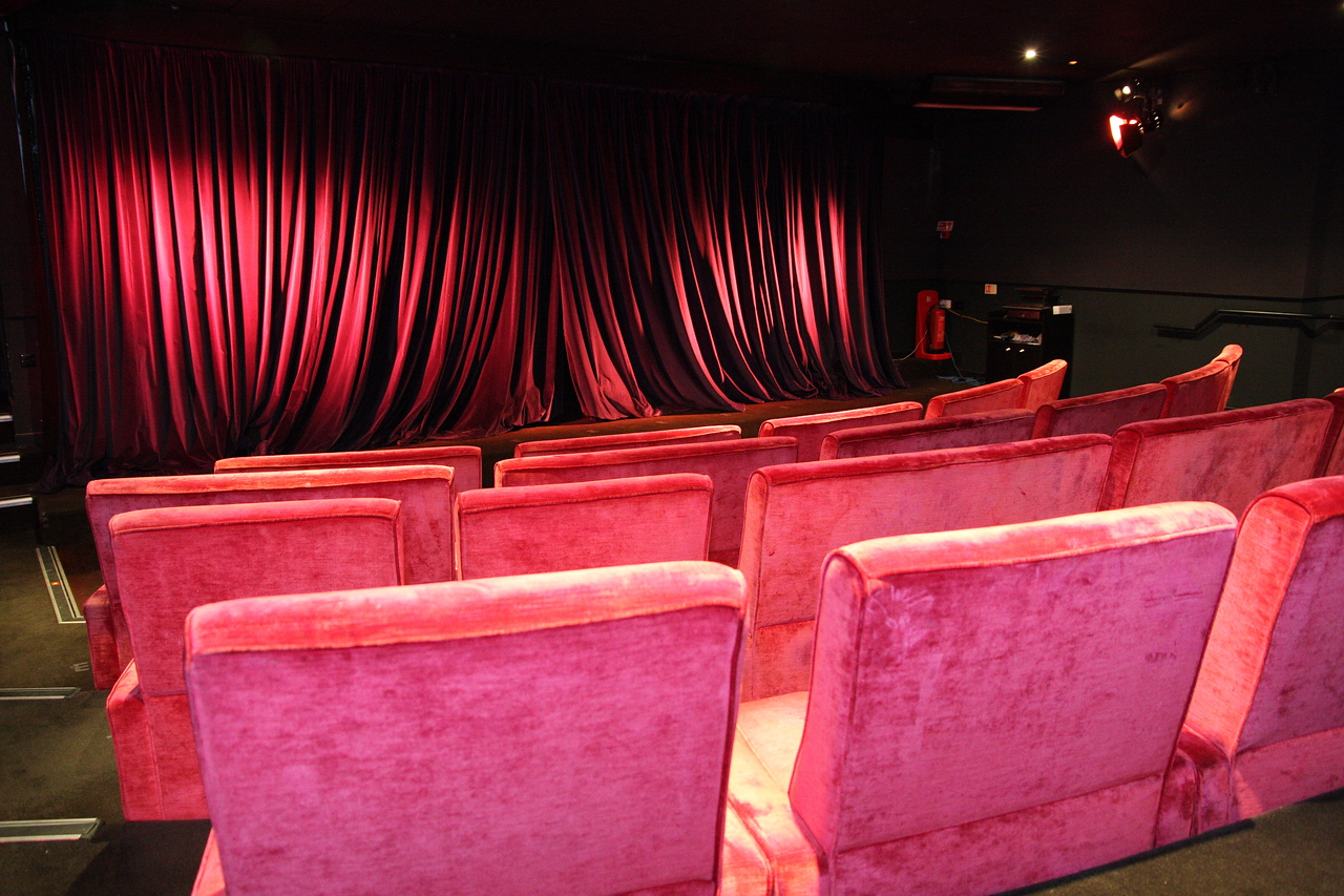 Benedenzaal  Everyman Cinema