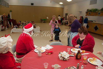 Breakfast with Santa 2011