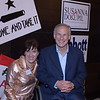 Susanna Dokupil Campaign Ralley with Greg Abbott 2018