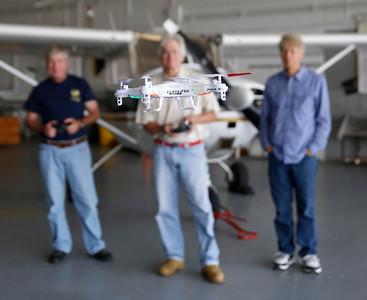 Drones in Vermont. 100416