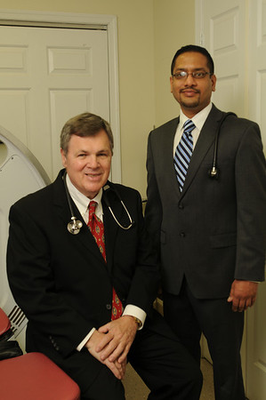 Drs. Mittal and Ricketts