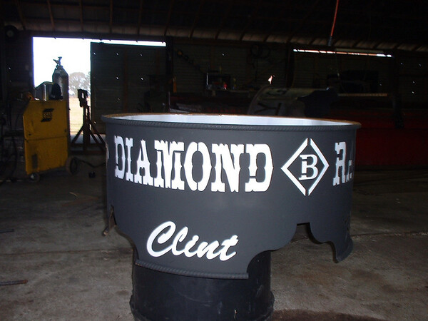 DIAMOND B RANCH 3