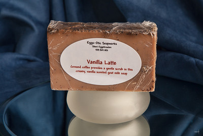 Vanilla Latte soap