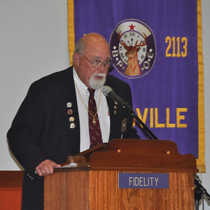 Installation of Officers 2014 Elks Lodge 2113