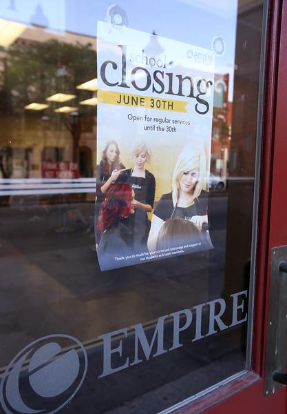 Empire Beauty School closed 070815