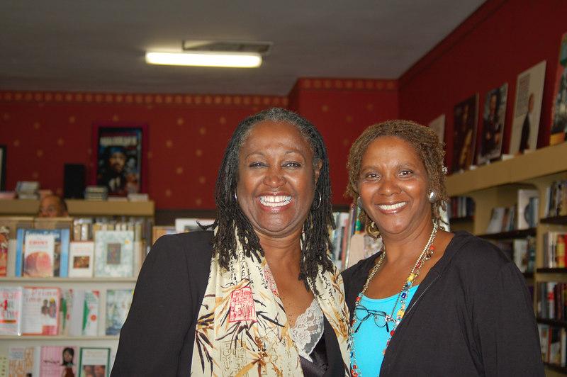 Brenda Shockley and Denise Fairchild