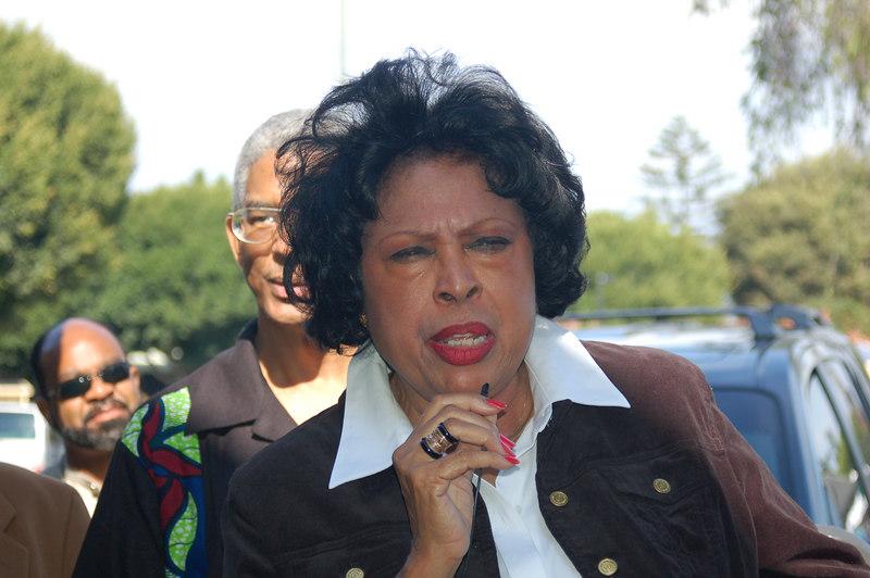 Congresswoman Diane Watson
