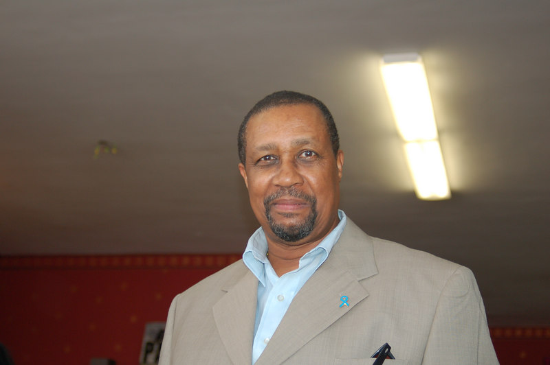 Ron Brewington, Journalist and Advocate of Prostate cancer testing