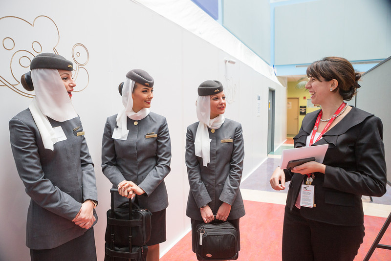 Etihad Airways at Children's National Hospital