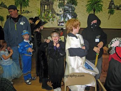 Geocache Halloween Party