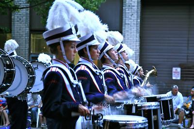 Seafair Torchlight Parade 2009