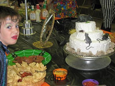 Geocache Halloween Party 2008