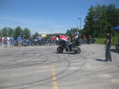 "Chris ""Teach"" McNeil - Laconia Bike Week 2012"