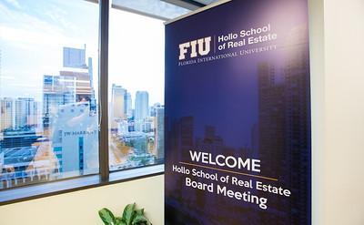 FIU Hollo School of Real Estate Board Meeting-105