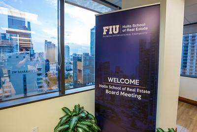 FIU Hollo School of Real Estate Board Meeting-106