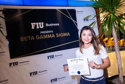FIU Beta Gamma Sigma Ceremony 2019-123