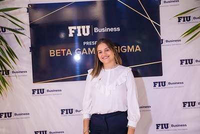 FIU Beta Gamma Sigma Ceremony 2019-117