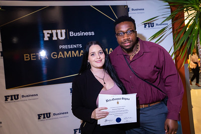 FIU Beta Gamma Sigma Ceremony 2019-126