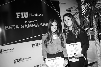FIU Beta Gamma Sigma Ceremony 2019-122