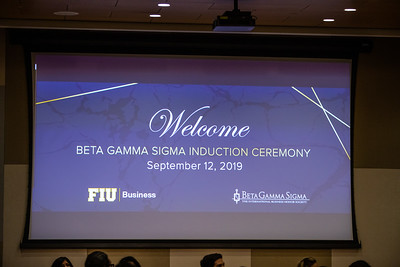 FIU Beta Gamma Sigma Ceremony 2019-100