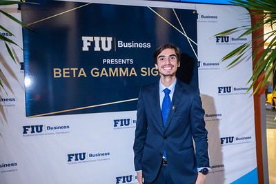 FIU Beta Gamma Sigma Ceremony 2019-115