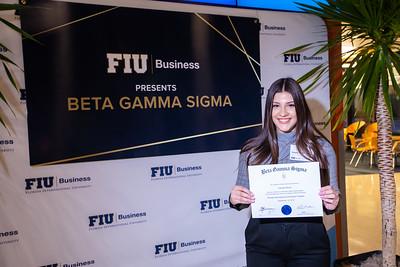 FIU Beta Gamma Sigma Ceremony 2019-120