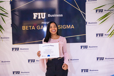 FIU Beta Gamma Sigma Ceremony 2019-116