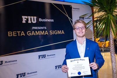 FIU Beta Gamma Sigma Ceremony 2019-119