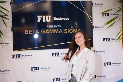FIU Beta Gamma Sigma Ceremony 2019-114
