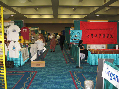 <font size = 3><b><font color =66CCFF>Feb. 2007 - Pyramids at The Expo of the Heart and Zara