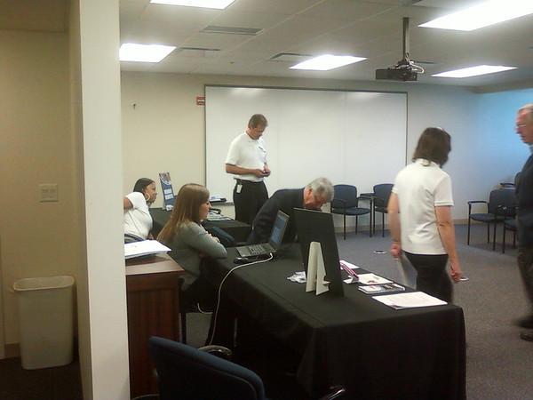 Financial Services Workshop - September 13, 2012