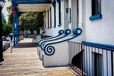 Sacramento Fascade Clarendon House Apts-2