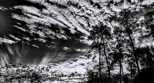 dark sky-