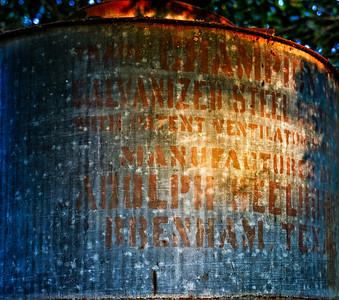 water tank-
