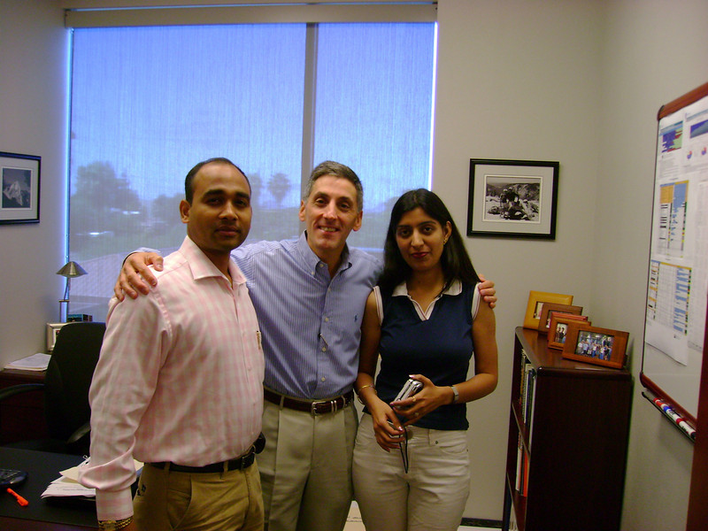 Deepika Dutta and Pritam Kumar from the Trinity Mortgage Services Team.
