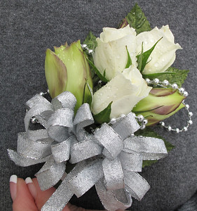 January 201 - Mothers corsage