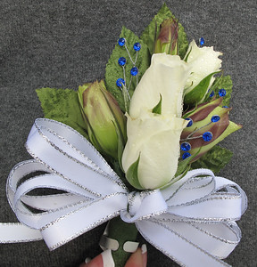 January 2010 - Mothers corsage