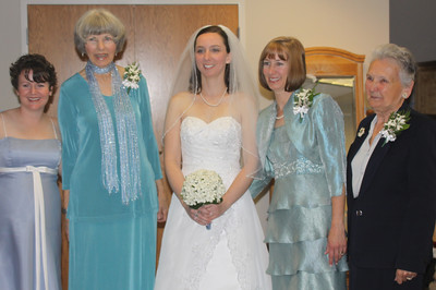 April 2010 Wedding