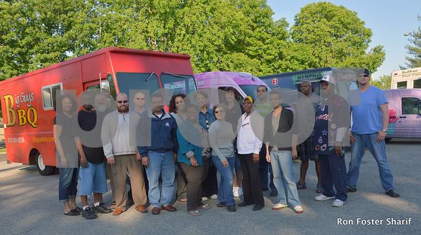 IMFVA:Food Trucks Rally