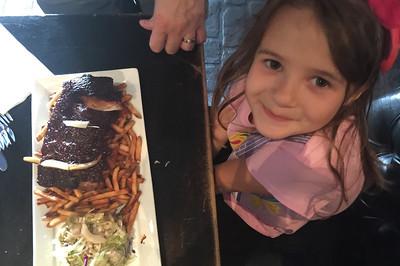 Bourbon Street Kids Food Faces