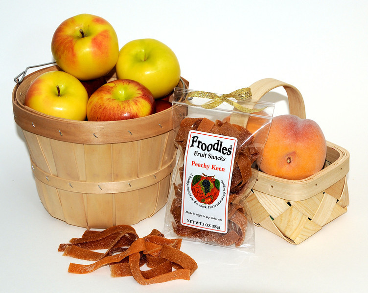 Froodles & Fruit - Peachy Keen
