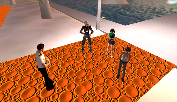 GAX Working Worlds Job Fair in Second Life