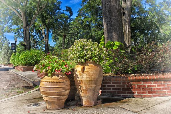 Flower Pots 2 (3052)