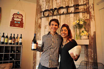 Henri and Soni of Bottlehouse, Madrona