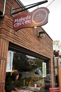 Makeda Coffee, Greenwood