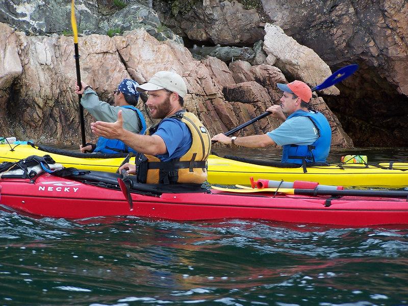 Sea Kayaks in Maine