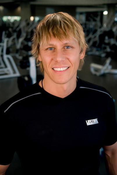 Patrick Richardson - personal Trainer