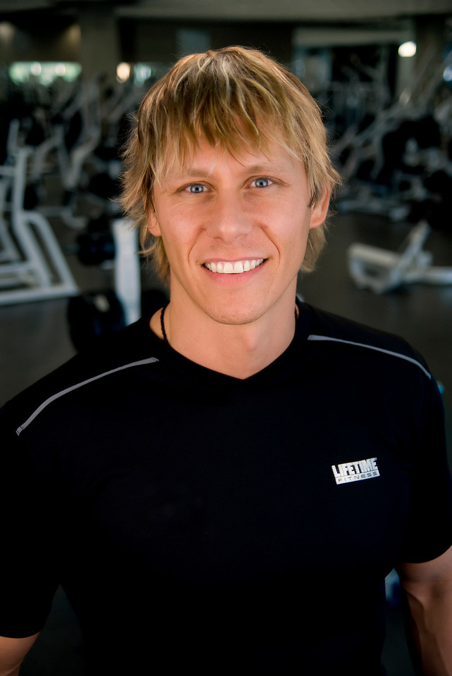 Patrick Richardson - personal Trainer
