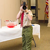 January 19, 2014 - Eagle Scout presentation ceremony for Noble Tillotson, Wynnbrook Baptist Church, Columbus, GA.