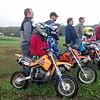 GPS Pee Wee Riders. #40 Alex, #62 Bryce, # 61 Blake.